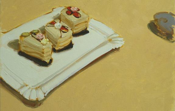 Es ist noch genug Kuchen da: Mathias Weis
