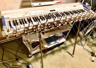 Solar Piano von Till Mertens